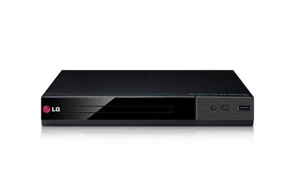 DVD PLAYER LG DP132 WITH USB