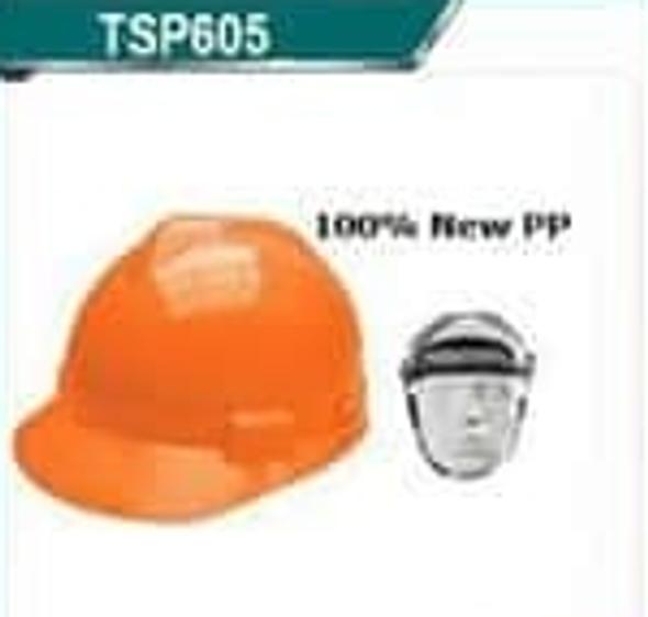 HELMET SAFETY TOTAL TSP605 ORANGE