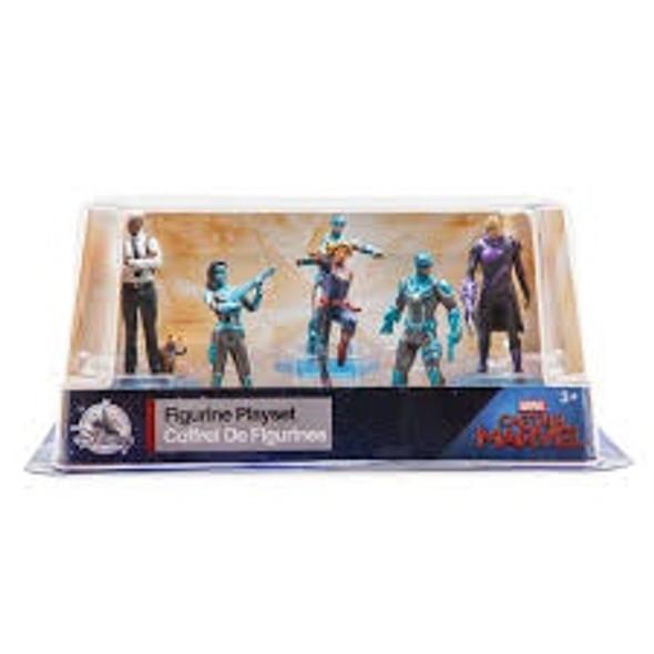 Toy Disney Marvel's Captain Marvel Figure Set
