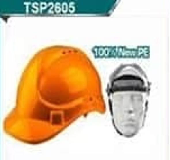 HELMET SAFETY TOTAL TSP2605 ORANGE