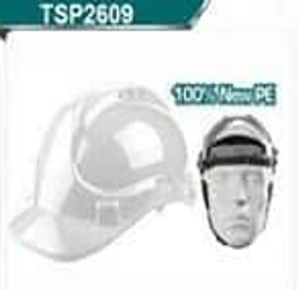 HELMET SAFETY TOTAL TSP2609 WHITE