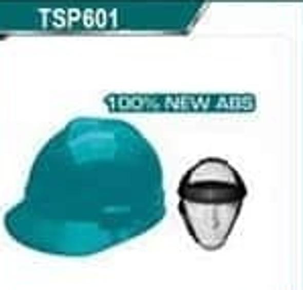 HELMET SAFETY TOTAL TSP601 GREEN