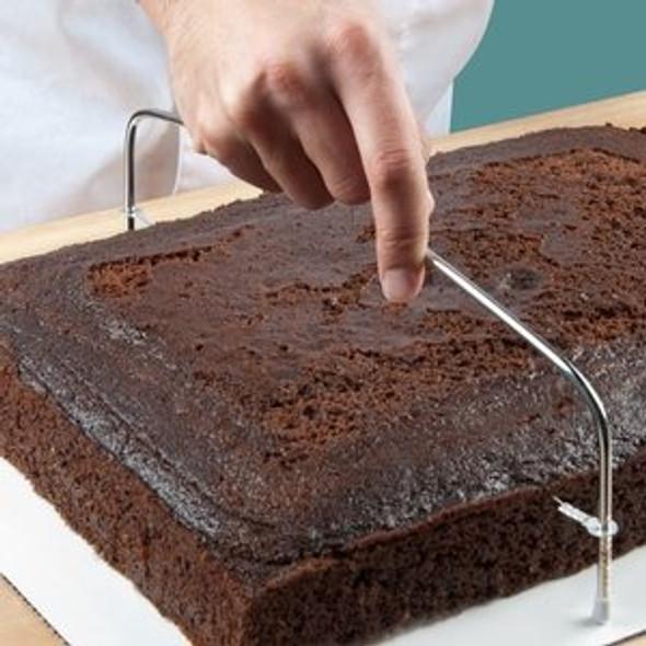 "BAKING Wilton 10"" Wire Cake Leveler 415-810"