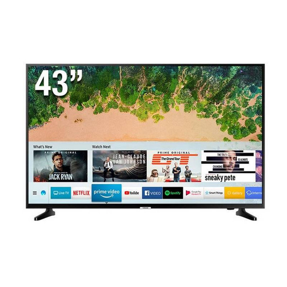 "TELEVISION SAMSUNG 43"" UN43NU7090G LED SMART"