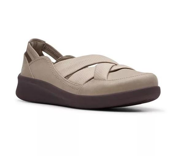 Footwear Clarks Women's Sillian 2.0 Star Flats SAND