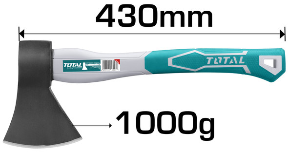 AXE TOTAL THT7810006 1000G