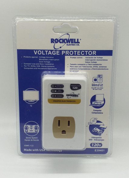PROTECTER VOLTAGE ROCKWELL E39401 12AMP
