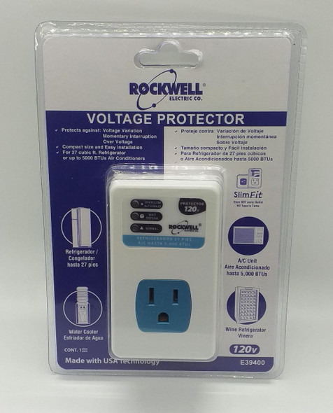 PROTECTER VOLTAGE ROCKWELL E39400 10AMP