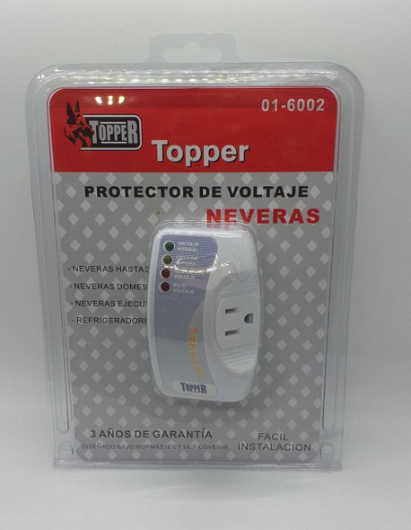 PROTECTOR VOLTAGE TOPPER #01-6002