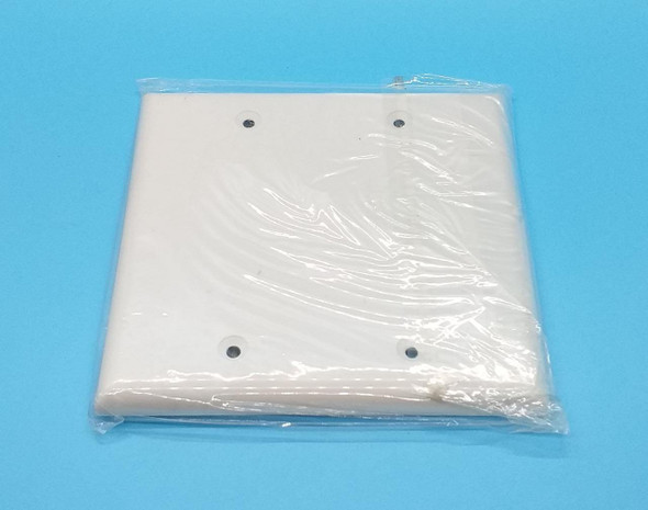 "BASE COVER 4"" X 4"" PLASTIC BLANK"