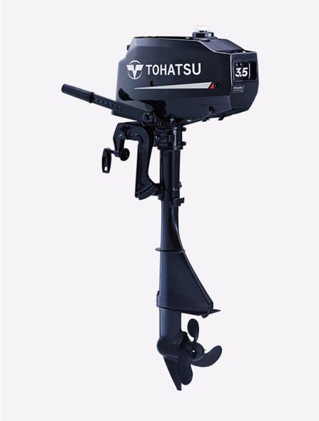 TOHATSU 3.5 HP ENGINE OUTBOARD M3.5B2 S