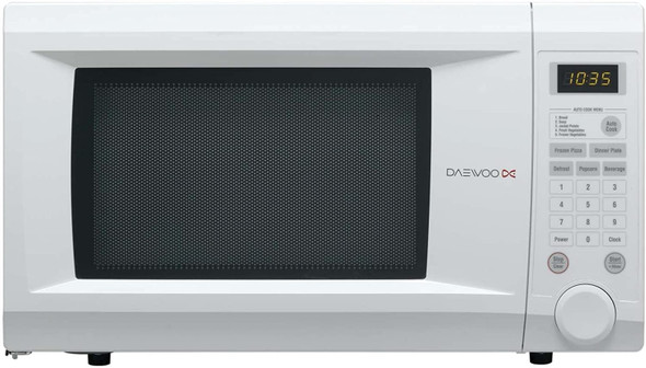 MICROWAVE DAEWOO 1.1 CF KOR-1NOA 220V WHITE