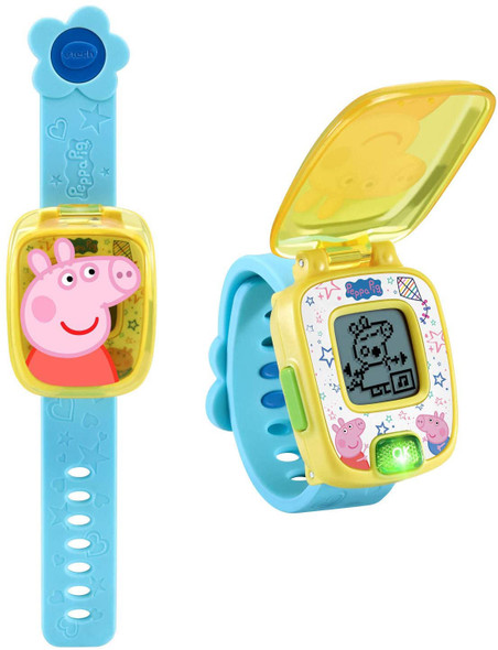 Watch Kids VTech Peppa Pig Learning Watch