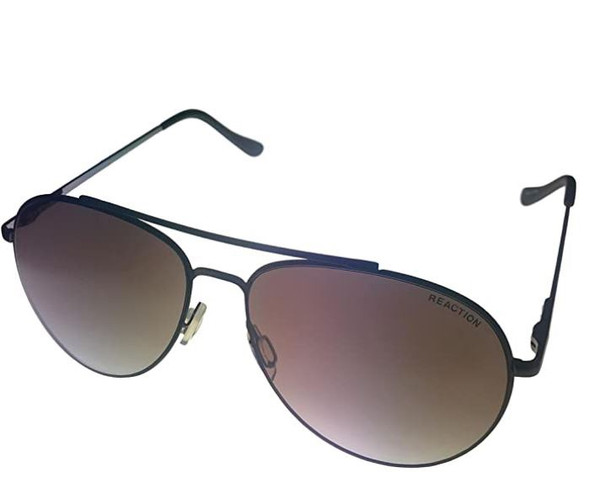 Sunglasses Men Kenneth Cole Reaction KC1308 Metal Gradient Aviator