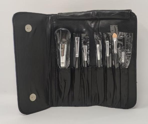 Makeup Brush Set ES83 7PCS In Minie Mouse Case