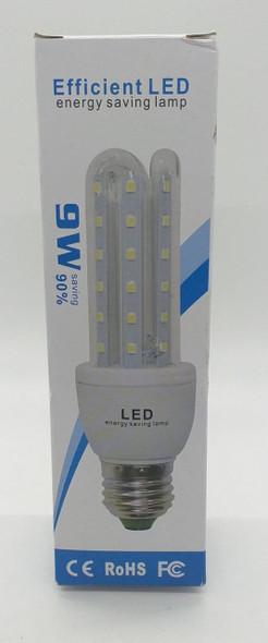 BULB ENERGY LED EFFICIENT 9W 110/220 3U