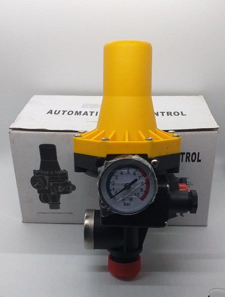 AUTOMATIC PUMP CONTROL HYDRAULIC ELECTRONIC SYSTEM