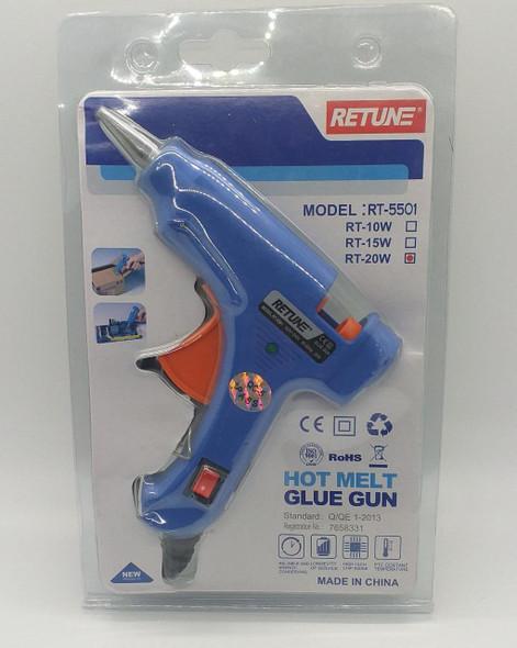 GLUE GUN RETUNE RT-5501 20W