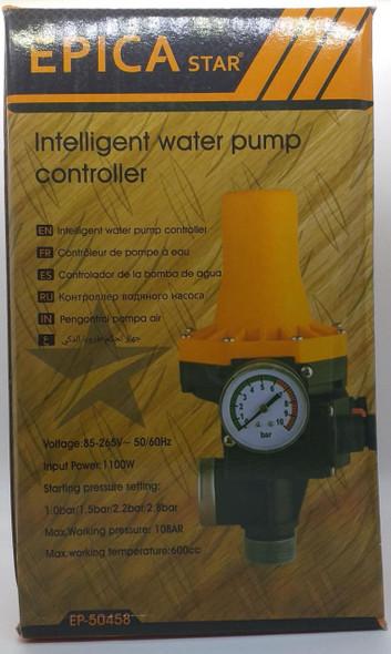 INTELLIGENT WATER PUMP CONTROLLER EPICASTAR EP-50458