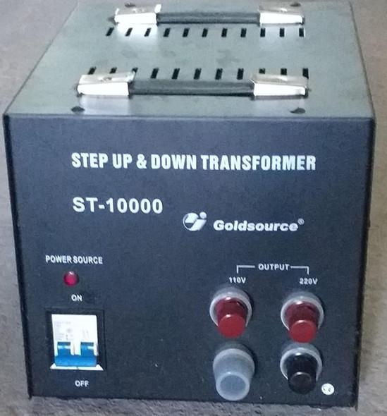 TRANSFORMER 10000W GOLD SOURCE