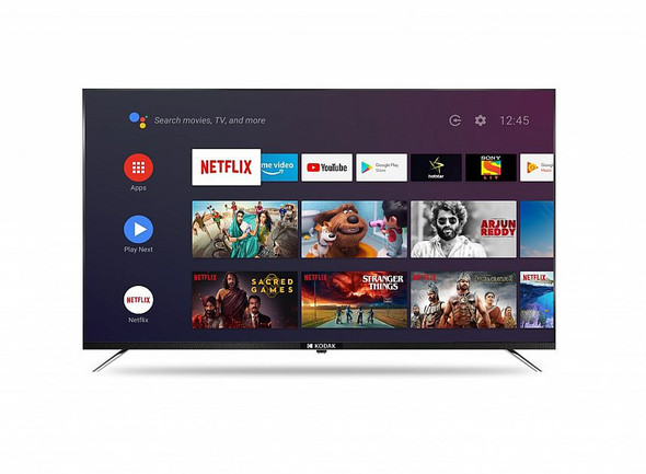 "TELEVISION KODAK 65"" 65SVA1000 SMART TV LED"