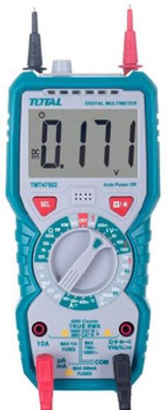 MULTIMETER TOTAL TMT47503