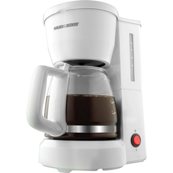 COFFEE MAKER BLACK & DECKER DCM600W 5CUP