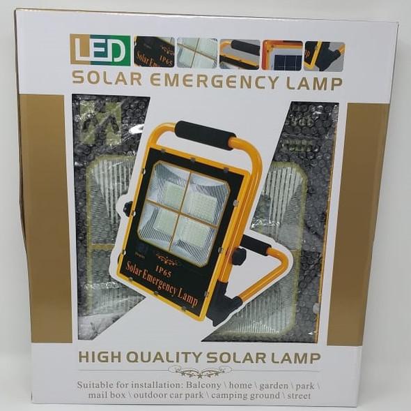 LAMP LED SOLAR FLOOD 100W IP65 Y-60 W EMERGENCY