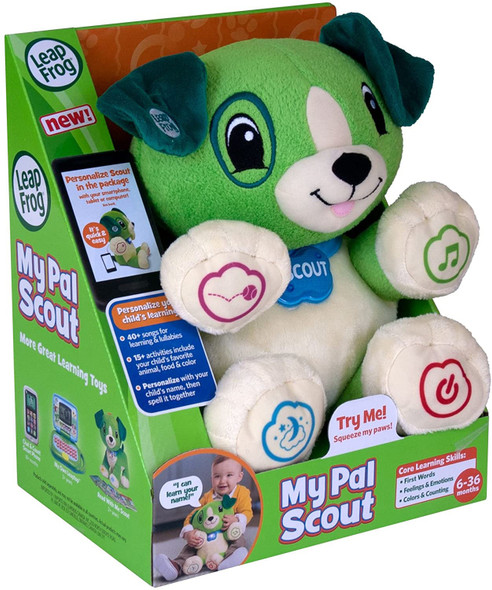 Baby LeapFrog My Pal Scout 19156