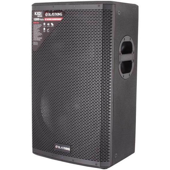"SPEAKER BOX BLASTKING 15"" IBKE-KXDII15A POWERED EACH"