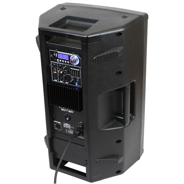 """SPEAKER BOX BLASTKING 15"""" IBKE-BDT15A POWERED EACH"""