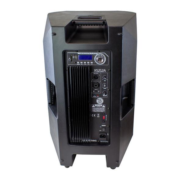 "SPEAKER BOX BLASTKING 12"" IBKE-XS212A POWERED KIT EACH"