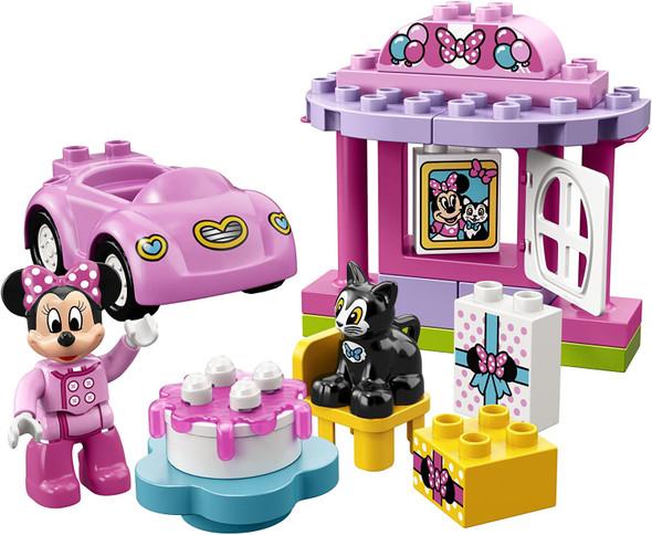 Toy LEGO DUPLO Minnie's Birthday Party 10873 Building Blocks (21 Pieces)