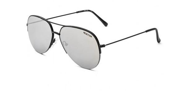 Sunglasses Kenneth Cole Reaction MEN'S KC1307 METAL FRAME SMOKE MIRROR LENS