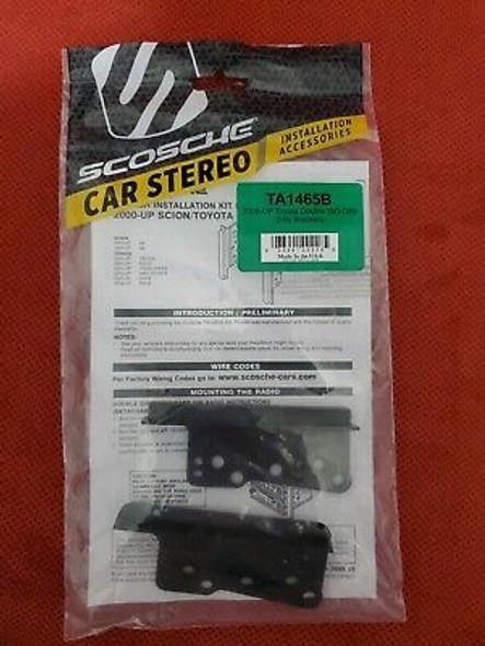 CAR INSTALL KIT SCOSCHE TA1465B DECK STRIP