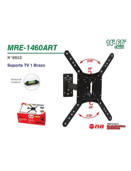 "TV LCD WALL BRACKET MRE-1460SART 14-60"" NIPPON AMERICA"