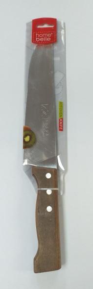 "KNIFE KITCHEN 13"" HOME BELLE WOOD HANDLE"