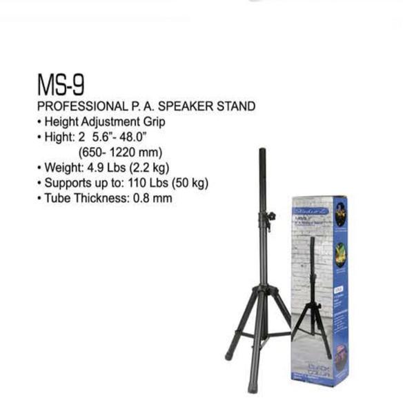 SPEAKER STAND STUDIO Z MS-9