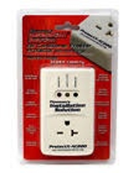 SURGE PROTECTOR GENERAL ELECTRONIC PROTECTX-ELE PIPEMAN'S AC VOLT 900W