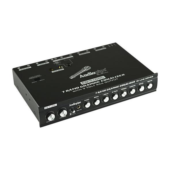 EQUALIZER CAR AUDIO PIPE EQ-710HL