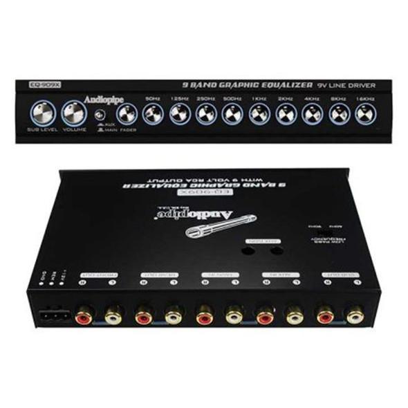 EQUALIZER CAR AUDIO PIPE EQ-909X