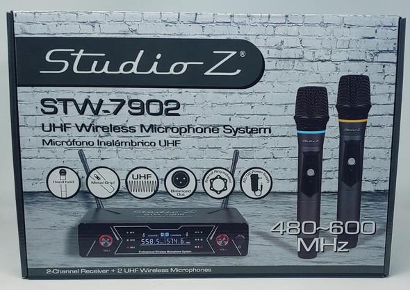 MICROPHONE WIRELESS STUDIO Z STW-7902