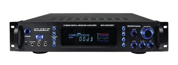 AMPLIFIER STUDIOZ SPA-5000BT WTH BLUEBOOTH HYBRID DIGITAL 5000W
