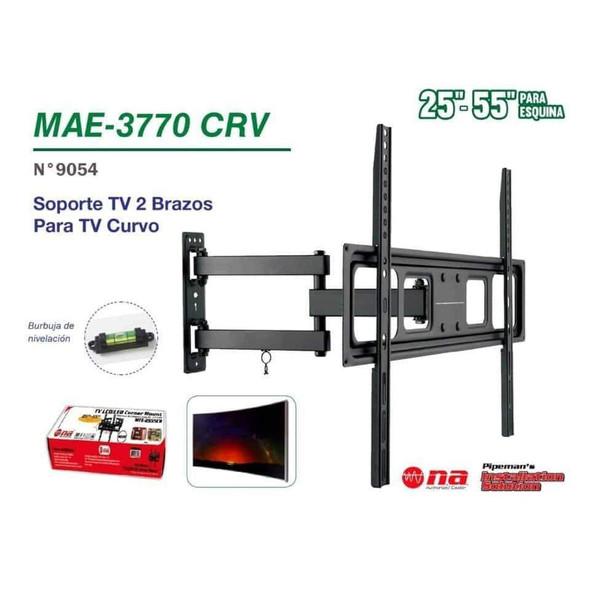"TV LCD WALL BRACKET MAE-3770CRV 37-70"" NIPPON AMERICA"