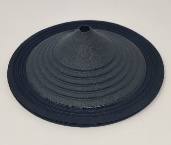 "SPEAKER CONE 8"" DEEP YD-200-210-C6M2 WITH CLOTH EDGE"