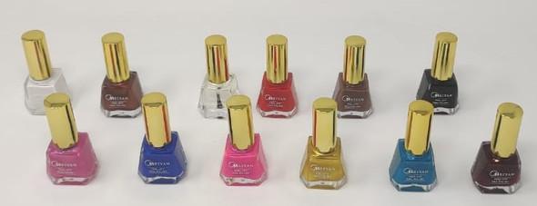 Nails Polish Meiyan Peel Off M688-1 20ml Sold Each