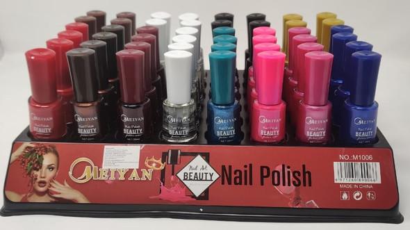 Nails Polish Meiyan Beauty 20ml M1006 Sold Each