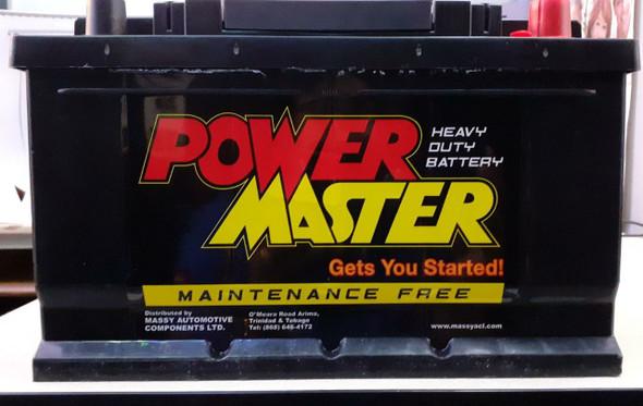 BATTERY POWERMASTER 13 PL. DIN66L 770AMPS