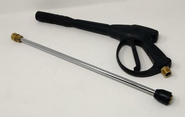 PRESSURE WASHER GUN 3200PSI 2PCS 22MPA