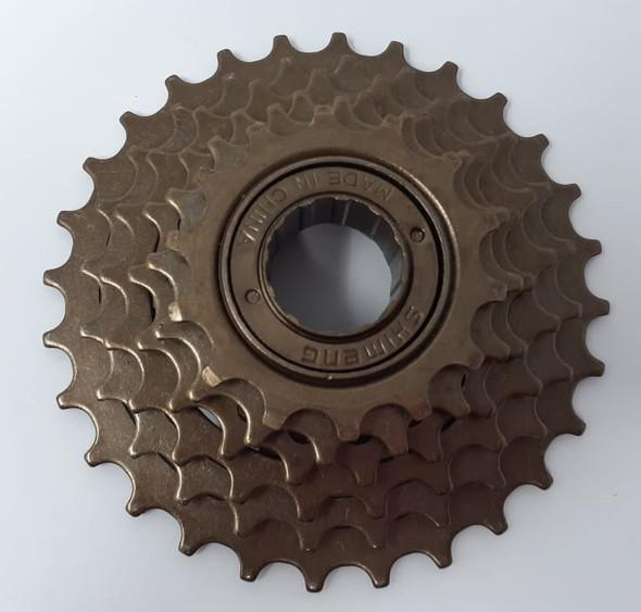 BICYCLE SPROCKET 6 BLOCK / 6 SPEED SINGH'S SUNSET